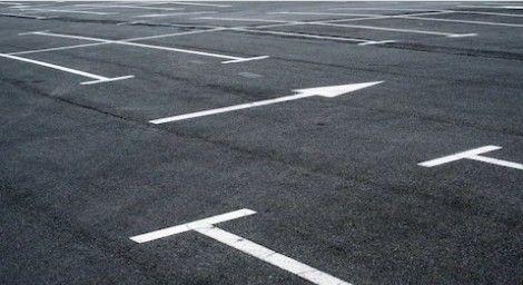 Pavimentação asfáltica para estacionamento